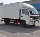 福田4.1米冷藏车